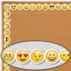 Emoji Border Trim