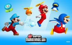 mario | Super Mario Wii Trailer