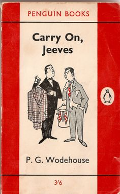 Carry On, Jeeves! P.G. Wodehouse