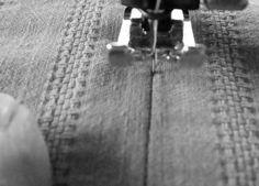 Tutorial: Ditch Stitching