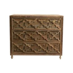 Casablanca Sideboard in Recycled Elm - Dot & Bo