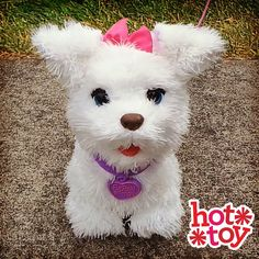 Kids can enjoy hours of pretend play with their new furry friend, #TRUHotToyList #LetsPlay #meadowbrookmall