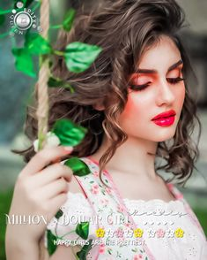 Profile Picture For Girls, Edit Photos, Stylish Girl Pic, Happy Girls, Girl Pictures, Photo Editing, Queen, Hair Styles, Beauty