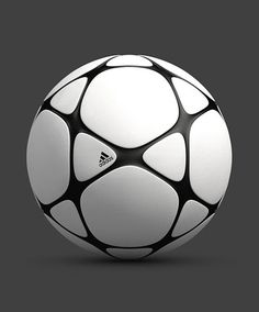 Products w elike / Sports / Foodball / Triangle / Black and White / at Le Manoosh : Photo Graphisches Design, Tool Design, Design Process, Graphic Design, Sport Design, Life Design, Clean Design, Design Patterns, Design Trends