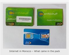 Internet in Morocco