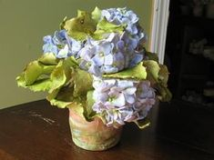 More gorgeous porcelain by Pamela Tidwell just in time for spring.