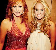 Reba & Carrie
