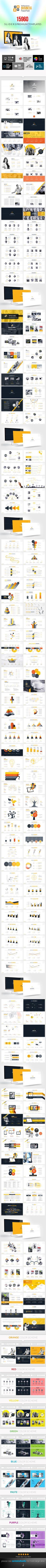 Swiss Biz Multipurpose PowerPoint (PowerPoint Templates)