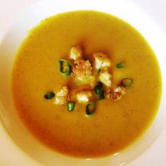 Fűszeres indiai karfiolkrém leves