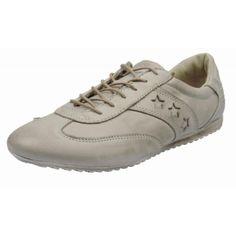 Tamaris-Damen-Schuhe-Sneakers-Leder-NEU