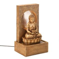 Eastwind Gifts d1309 Serene Buddha Fountain -- Want to know more, click on the image.