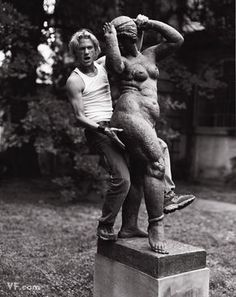 Heath Leger by Bruce Weber