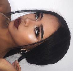 Make up fro women styles and inspiration Glam Makeup, Makeup On Fleek, Flawless Makeup, Gorgeous Makeup, Love Makeup, Makeup Inspo, Beauty Makeup, Hair Makeup, Hair Beauty