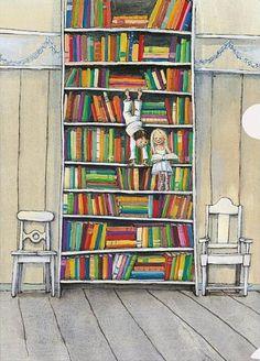 La il·lustració és de Marit Tornqvist.