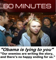 "60 Minutes Correspondent Lara Logan ""If we don't exact justice on those who killed Ambassador Stevens, we will have finally sent the signal that the U.S. can be ""attacked on its own soil"" and there will be no ramifications.' www.breitbart.com..."