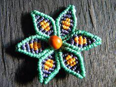 Forgotten Store: Pattern Macrame Flower