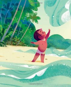 Moana and the Ocean: Heather Knowles, Annette Marnat