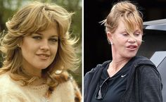 Melanie Griffith has been acting since the but really made it big in the In recent years, Melanie Griffith, We The People, Fascinator, 1980s, Acting, Take That, Celebs, Stars, Big