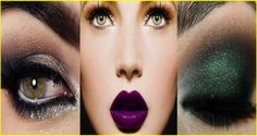 Latest Eye Makeup Evening Party Wear Ideas 2015-16
