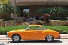 1971 Karmann Ghia