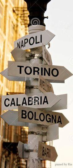 Italian destinations