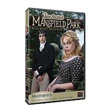 Masterpiece: Mansfield Park DVD - ShopPBS.org
