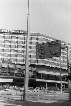 Palast Hotel, East Berlin, circa 1980