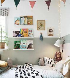 Este quarto de crian