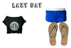 """""""Lazy day"""" by doctors-companion on Polyvore featuring Filles à papa and Aéropostale"""