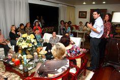 Reunião Domiciliar Dona Angela