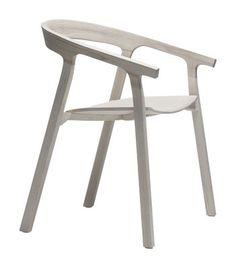 Stuhl He Said, Esche natur von Mattiazzi finden Sie bei Made In Design, Ihrem Online Shop für Designermöbel, Leuchten und Dekoration.