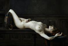 #olivierValsecchi, #Nude #Photography #Vanitas #Drifting