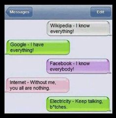 Funny Messages :) Funny but true...