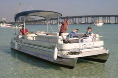 Pontoon Boat Rental Mexico Beach Fl