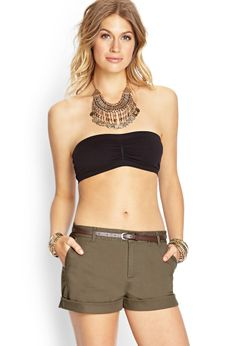 Easy Chino SHORTS | FOREVER21 - 2000061412