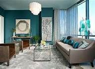 teal gray living room - Bing Images