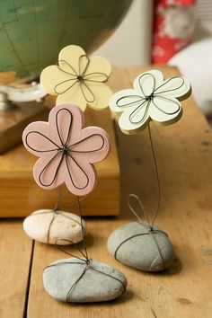 Cornish Daisy Decoration