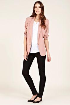 Oasis Clothing | Light Neutral Chloe Jacket | Womens Fashion Clothing | Oasis Stores UK