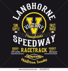 Speedway Stock Vectors & Vector Clip Art | Shutterstock