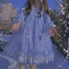 Pink Outfits, Pretty Outfits, Pretty Dresses, Beautiful Dresses, Princess Dress Patterns, Fairytale Dress, Anime Dress, Glitter Dress, Dress Picture