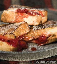 Chuck Wagon Cherry Pies