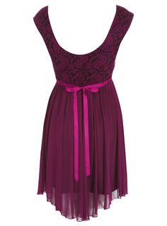 Back detail of gorgeous Miss Selfridge dress