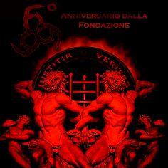 Copertina del sesto anniversario di Unione Satanisti Italiani