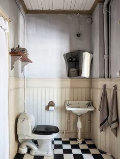 [Vintage] Una reforma de baño en estilo vintage rústico | Decorar tu casa es facilisimo.com