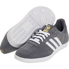 Adidas originals samba suede medium lead white metallic gold. Stile  BrooklynOro MetallizzatoSambaScarpe Di ... 13f1954cb8b