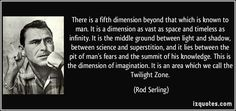 Rod Serling: World War 2 Veteran, Father, Creator Of The Twilight Zone - Vintage Quotes Twilight Zone Quotes, Twilight Zone Episodes, Science And Superstition, Vintage Quotes, Tower Of Terror, Motivational Words, Favorite Words, Old Tv, Movie Quotes