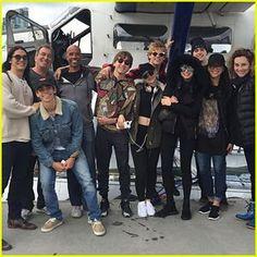 Descendants Wicked World, Disney Channel Descendants, Descendants Cast, Disney Channel Stars, Disney Stars, Cameron Boyce, Let It Go Lyrics, Zachary Gibson, Hairspray Live