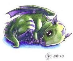 """Résultat de recherche d'images pour """"bébé dragon dessin"""""""