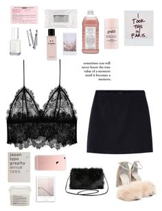 """Untitled #197"" by joycereina ❤ liked on Polyvore featuring Anine Bing, Torrid, Alexander Wang, Williams-Sonoma, philosophy, Stila, Davines, BOBBY, Essie and Chanel"