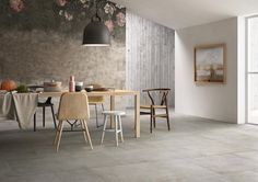 leonardo ceramica collezioni natural chic info@aquarline.gr Ceramica Tile, Vitrified Tiles, Dining Chairs, Dining Table, Outdoor Flooring, Chicano, Tile Floor, Doors, Living Room